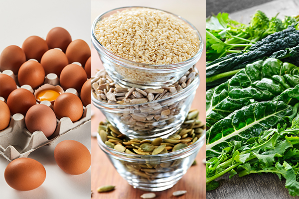foods beneficial for female fertility