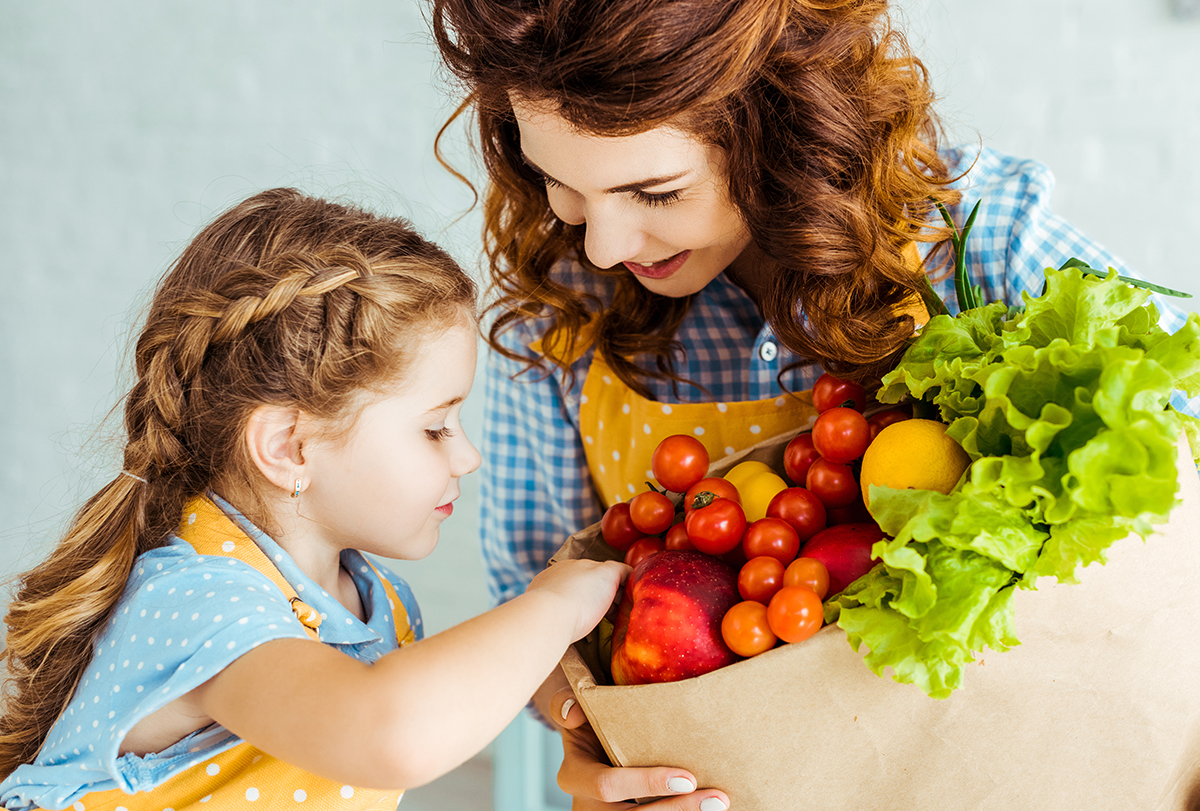 10 Foods For Healthy Growth Of Children