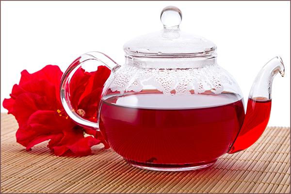 hibiscus tea recipes