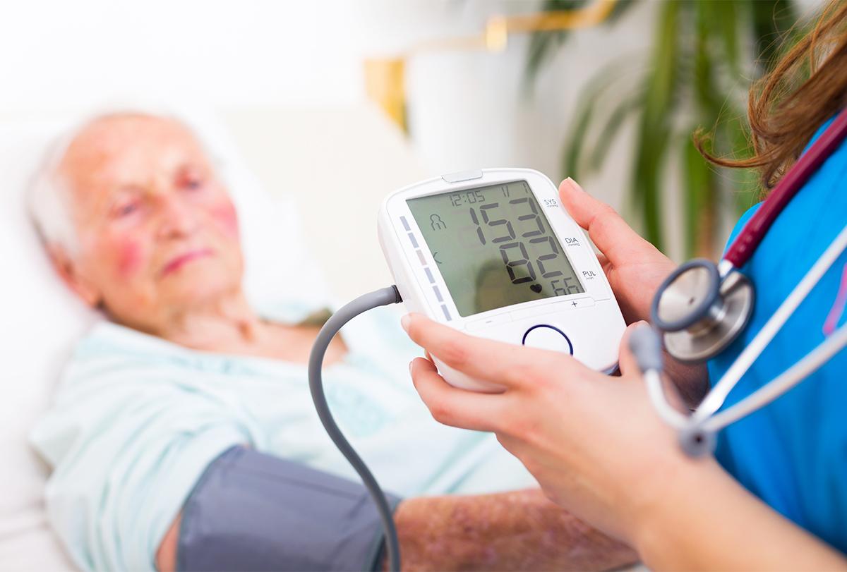 manage hypertension