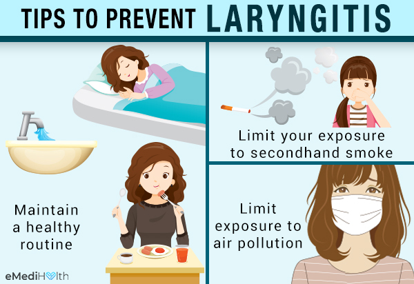 tips for preventing laryngitis