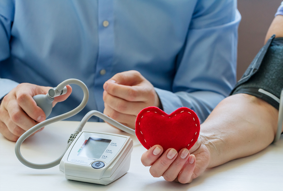 ways to lower high blood pressure