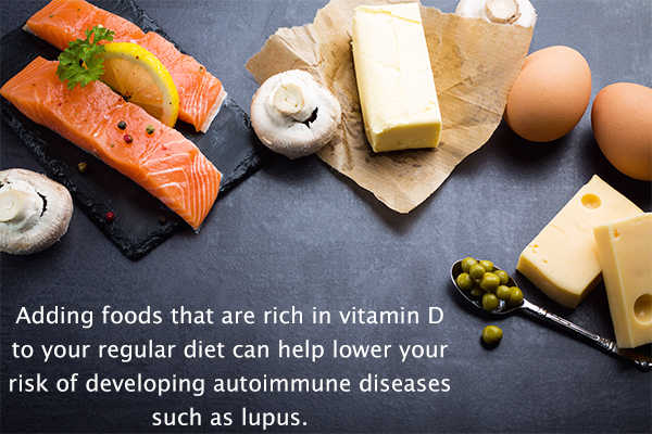 maintaining optimum vitamin D levels is a must to curb lupus