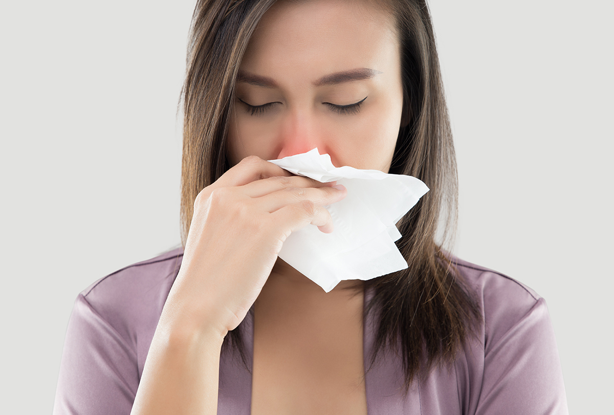 at-home remedies to relieve nasal congestion