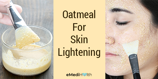 oatmeal can be used to address various skin problems