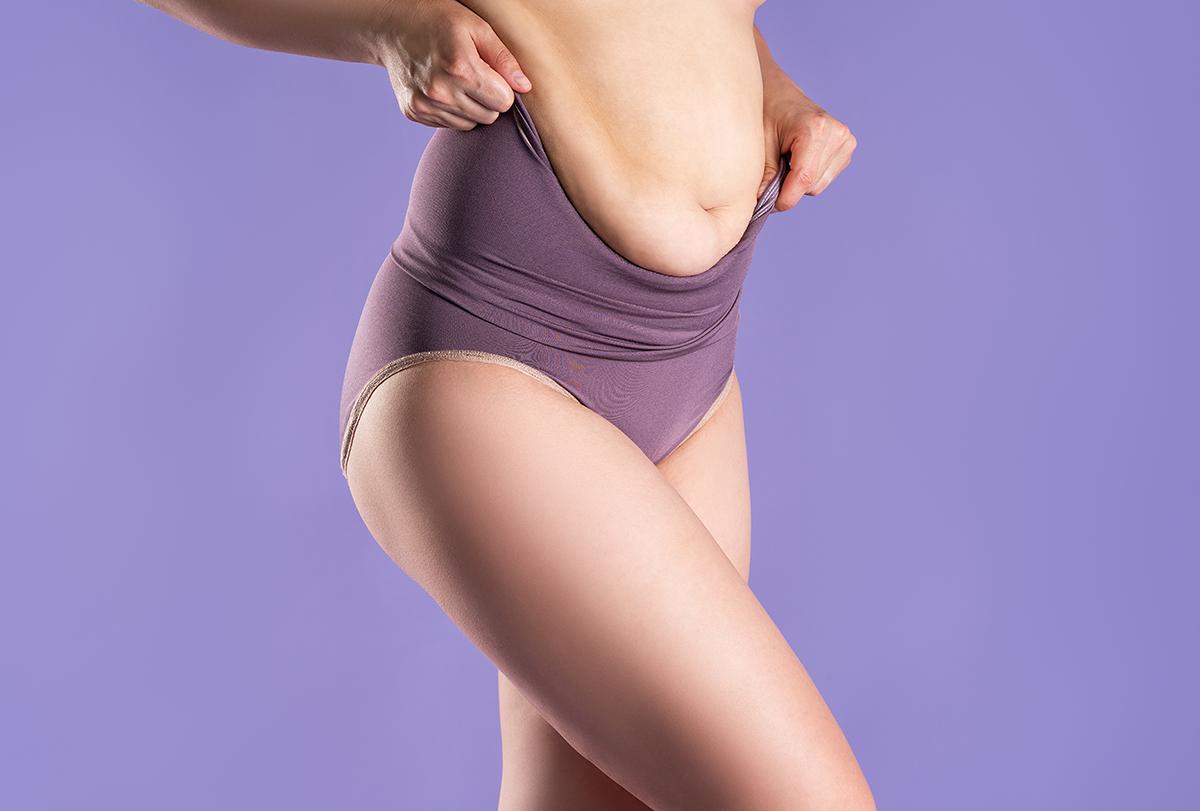 tighten loose skin after pregnancy
