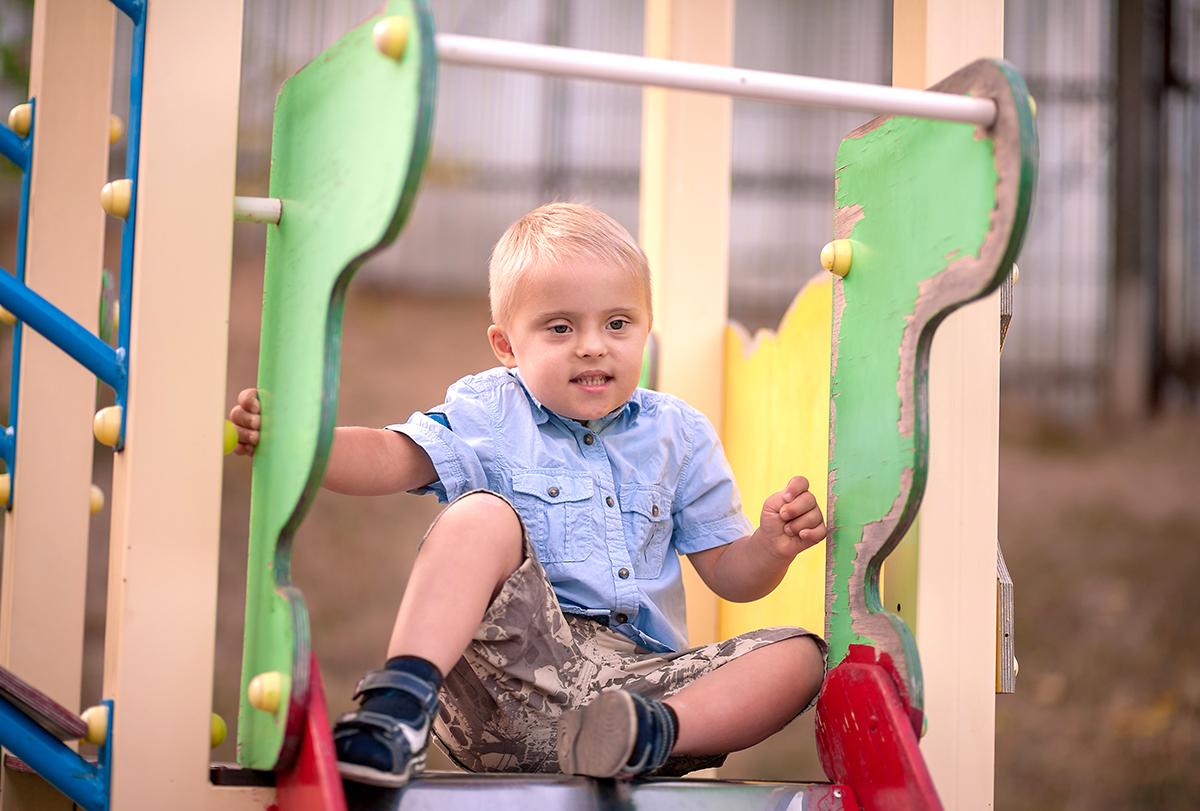 aggressive behavior in intellectually disabled children