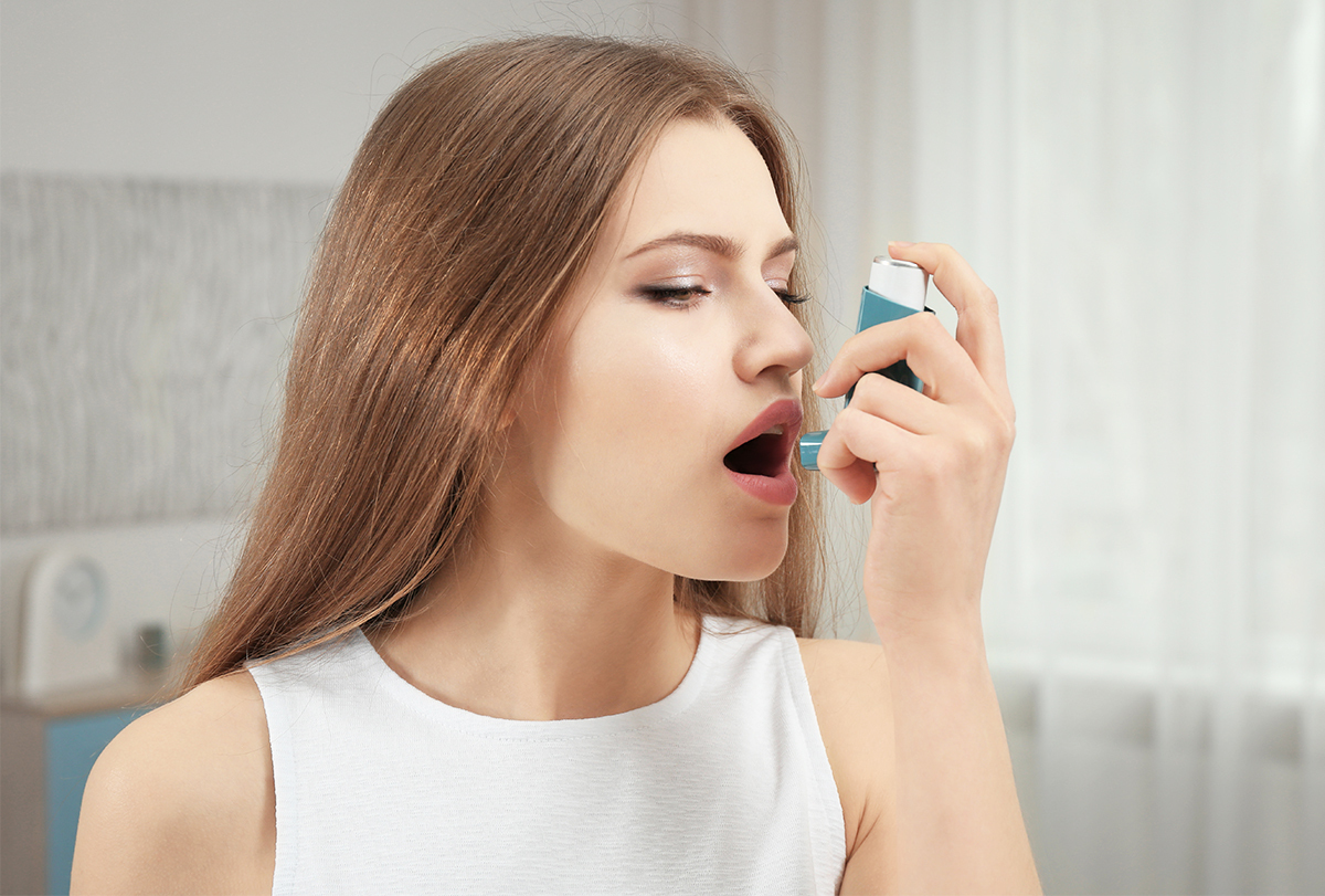 at-home remedies to relieve asthma