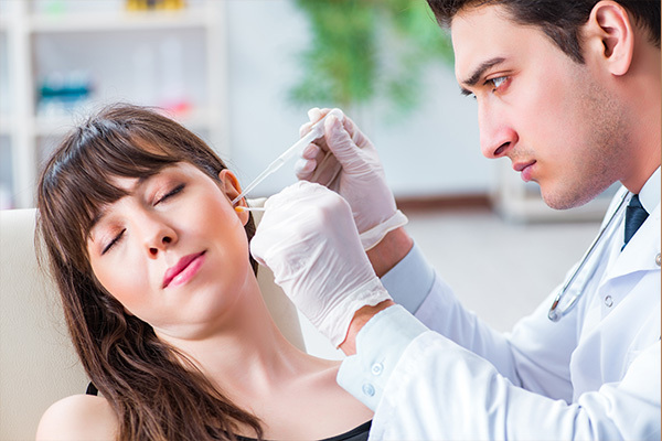 ear pain can be symptomatic of cancer in some cases