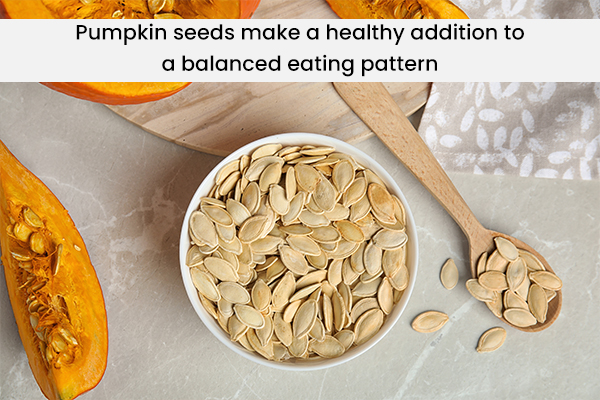 is it safe to consume pumpkin seeds regularly?