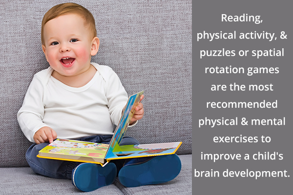exercises that can promote brain development in children