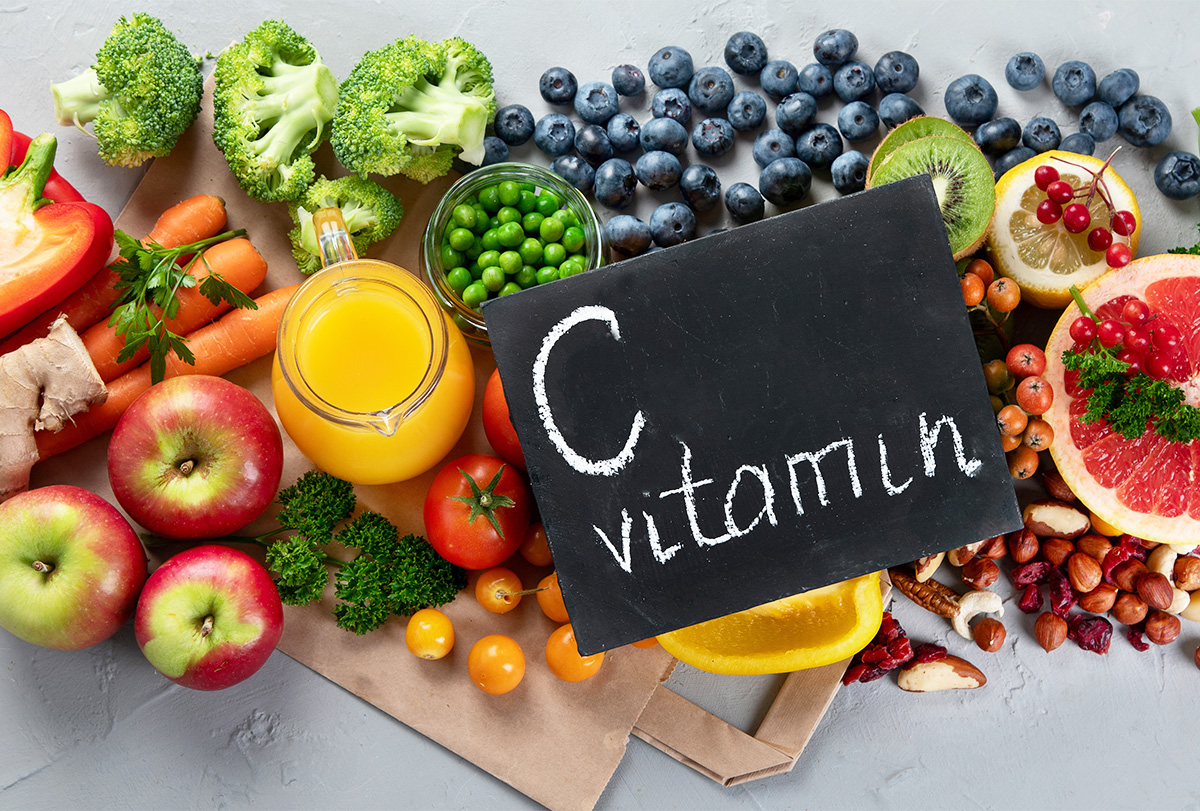 foods that help increase your vitamin c intake