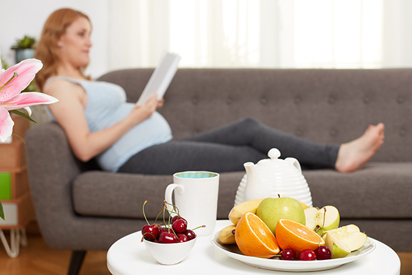 healthy habits for pregnant women to aid fetal development