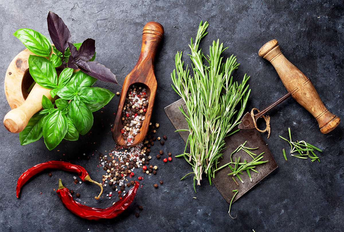 herbs and spices to manage blood sugar