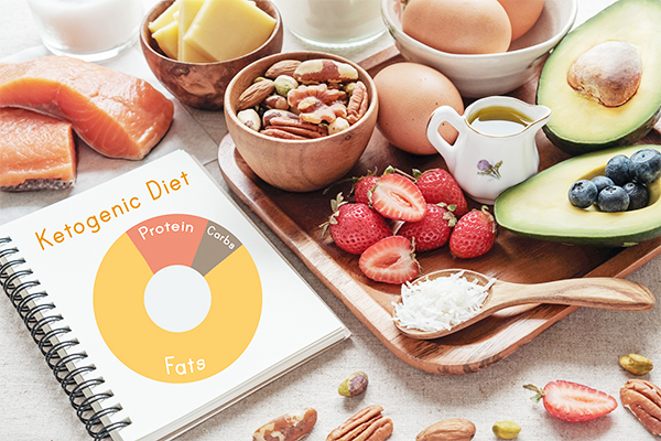 ketogenic diet can help manage lupus flare-ups