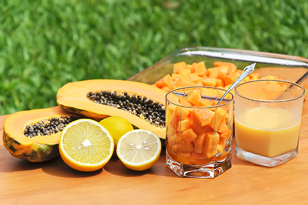 ways of consuming papaya to reap its benefits