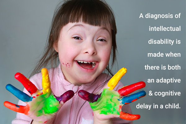 signs which indicate intellectual disability in children