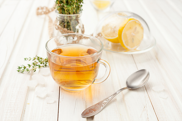 herbal teas contain anti-inflammatory properties