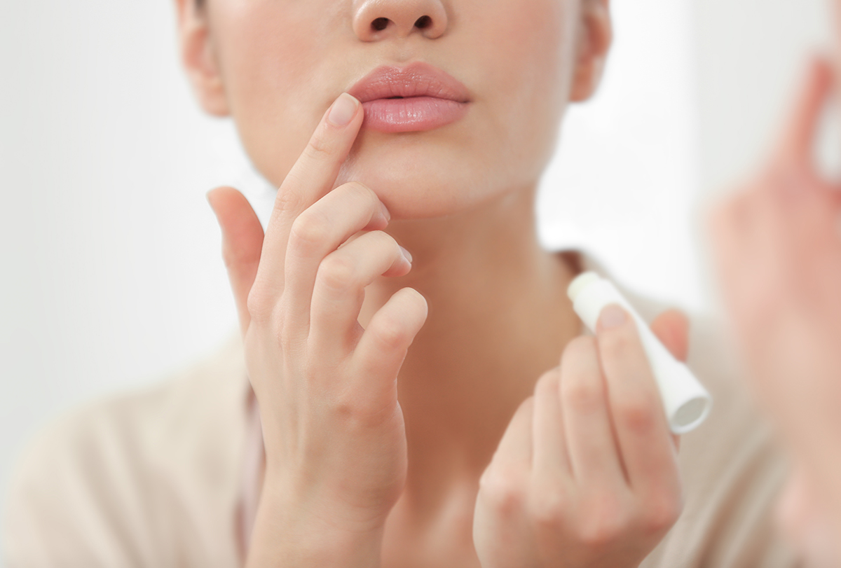 at-home remedies for chapped lips