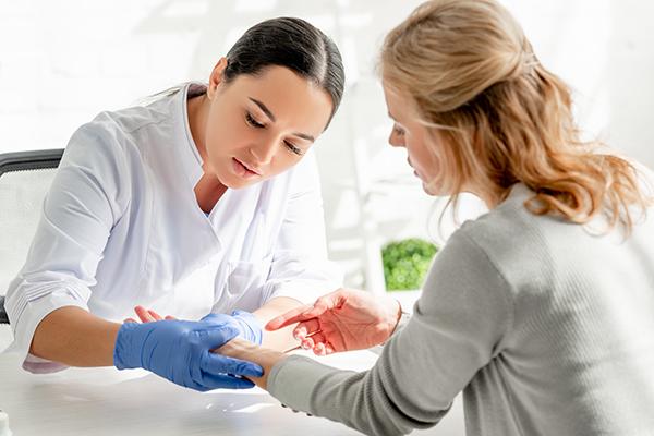 diagnosis of eczema