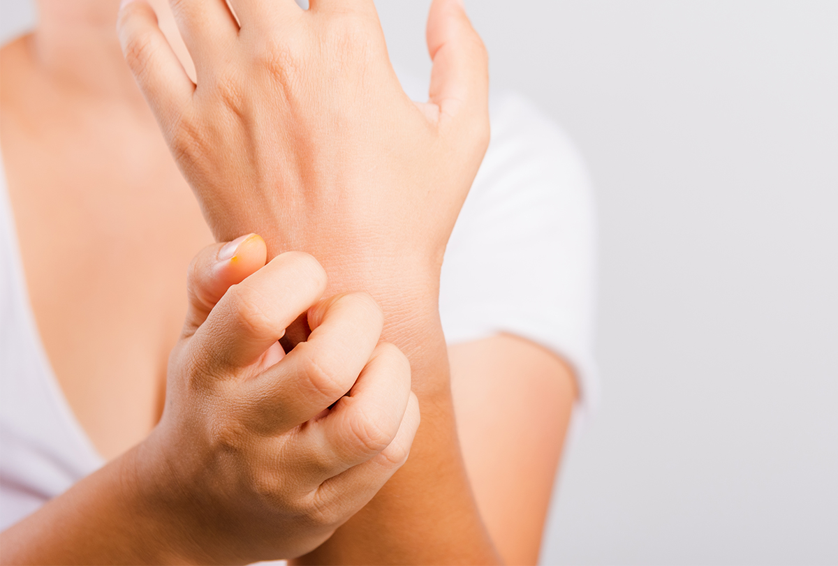 fade eczema scars naturally
