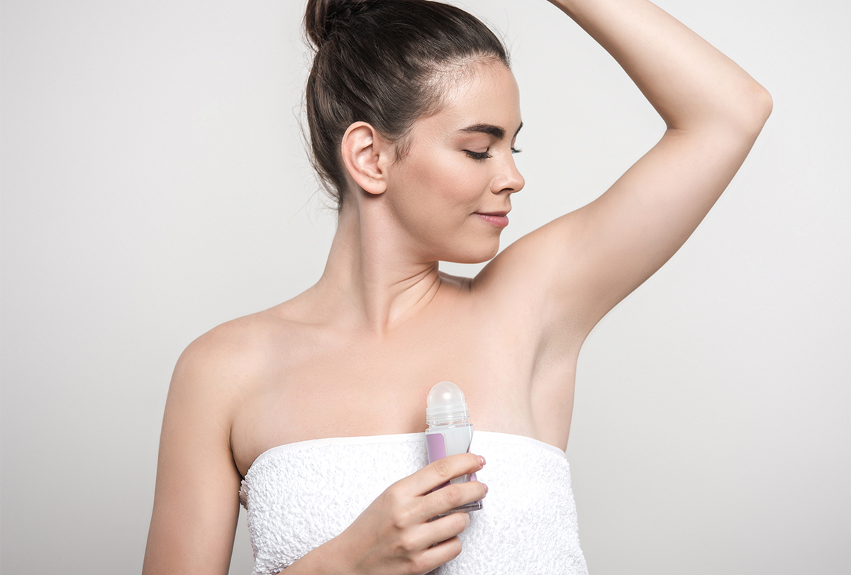 at-home remedies for excessive sweating (hyperhidrosis)