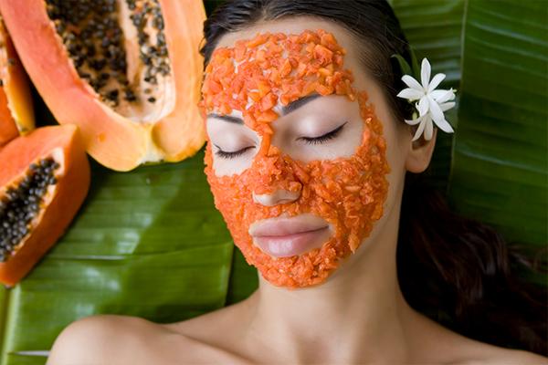 homemade papaya face mask recipes