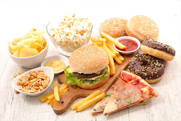 foods that can worsen gerd in children