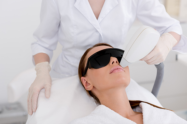 treatment options for unwanted facial hair (hirsutism)