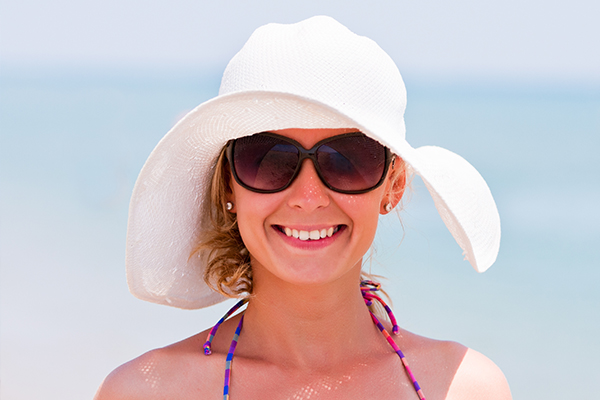 prevent sunburns