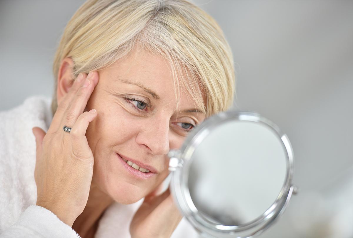 causes of sagging skin