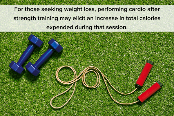 best way to pair cardio and strength training