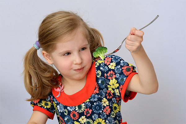measures to deal with picky eating in children