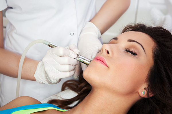 medical treatment options for open pores