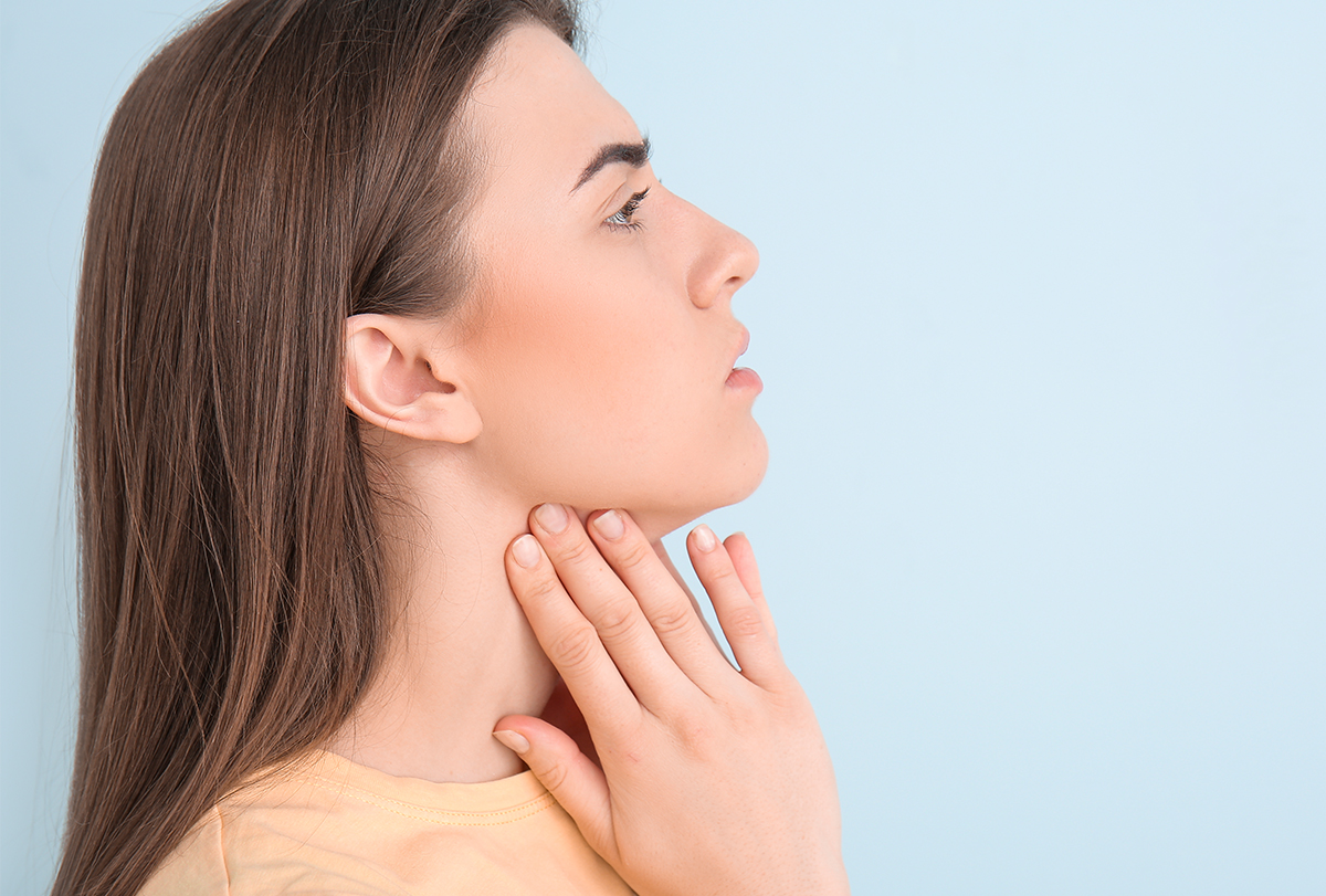 underactive and overactive thyroid