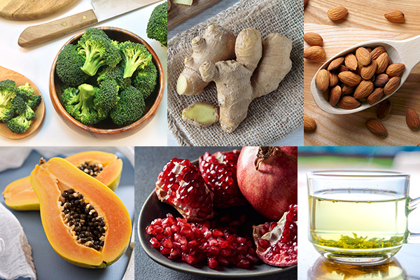 immunity-boosting foods for children