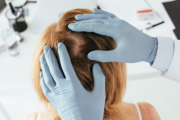 when to consult a doctor regarding smelly hair?
