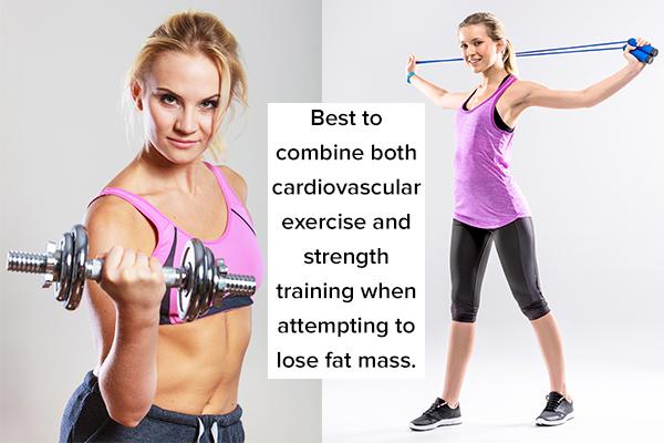 cardio versus strength training for fat loss