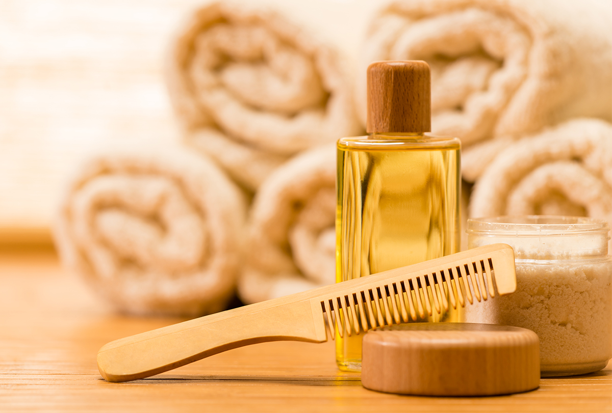 at-home remedies for dry hair
