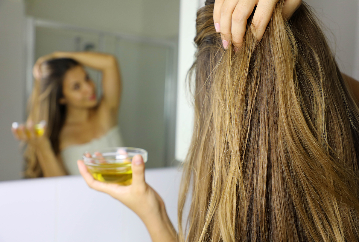 at-home remedies for dry scalp
