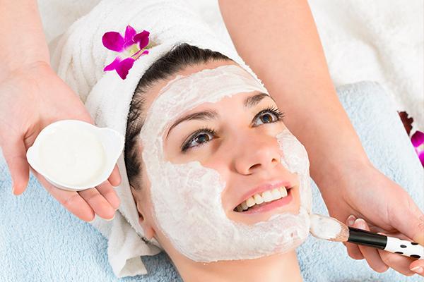 proper application of the face masks