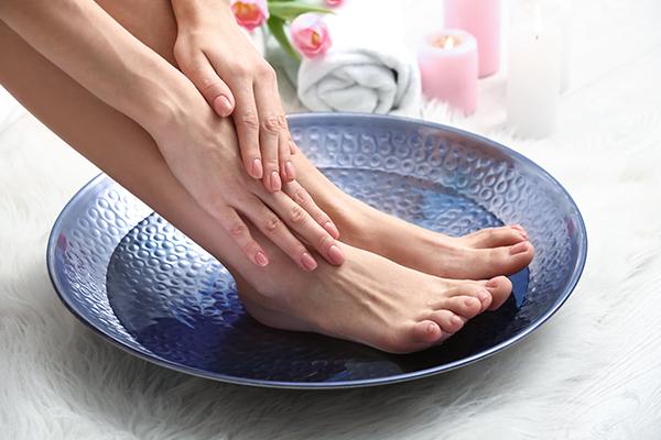 maintain proper nail hygiene