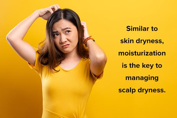 treatment for dry scalp
