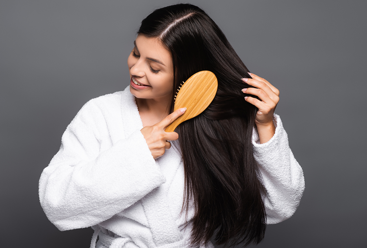 remedies for ensuring smooth and shiny hair