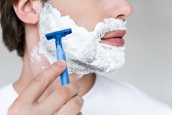 proper application and usage of diy shaving cream
