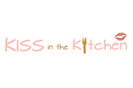 kiss in the kitchen