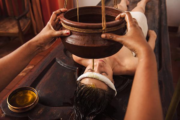 ayurvedic therapies for ensuring hair health