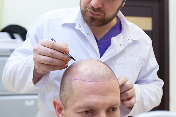 clinical treatment modalities to regrow lost hair