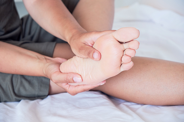 complications of untreated foot corns
