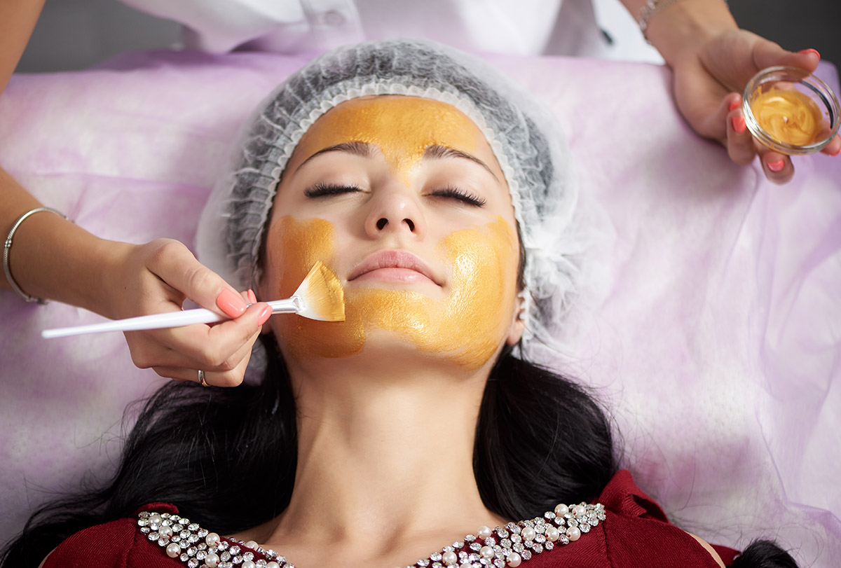 diy turmeric face masks for skin issues